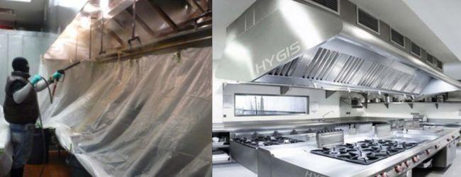 aeropur nettoyage de hotte de cuisine commerciale - Nettoyage Hotte De Cuisine