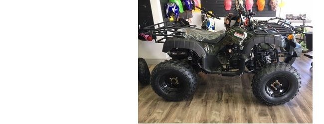Evolution Motorsports (Truro, NS) - 150 CC ATV