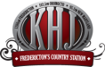 Fredericton's Country Station - KHJ